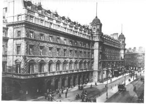 Birmingham New Street: before the brave new world of modern reform . . .