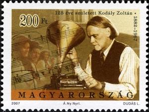 Kodaly Stamp